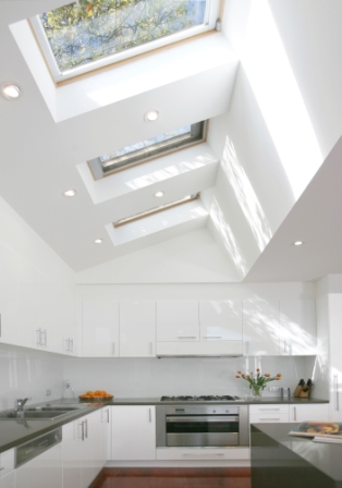 Velux Fixed Skylight Non Opening Diamond Skylights