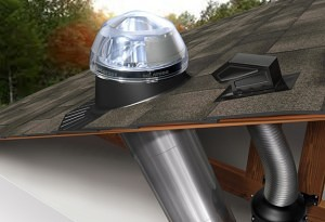 Solatube Skylight Ventilation Add On Kit Diamond Skylights
