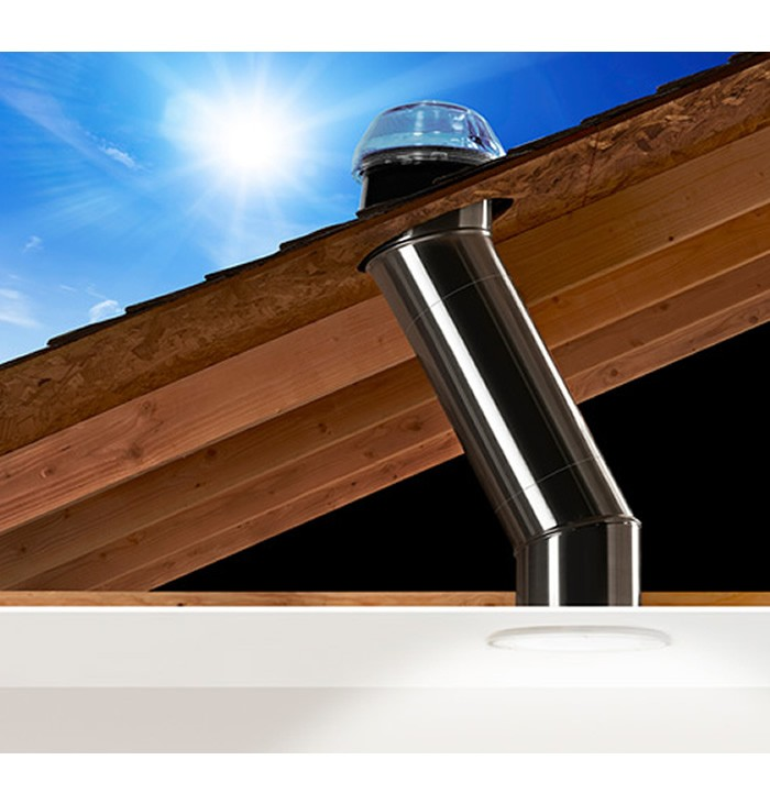 Solatube Tubular Skylights Transform Any Room Diamond