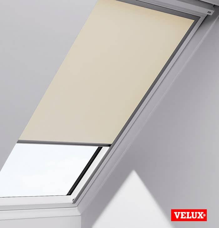 Velux skylights blockout blinds diamond skylights for Velux solar blinds