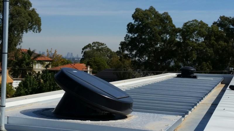 Solastar Roof Ventilation In Melbourne Diamond Skylights