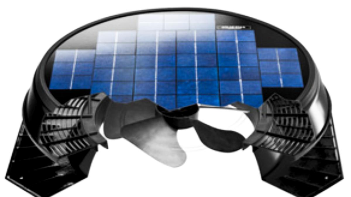 Solar Star Roof Ventilation Diamond Skylights